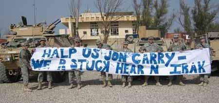 Stuck In Irak