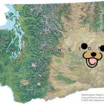 Pedobear Sighting in Washington State