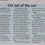 Carjacking Granny