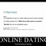 Honesty Not Always the Best Policy for Online Dating