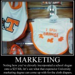 Bad Marketing: The UT Bib