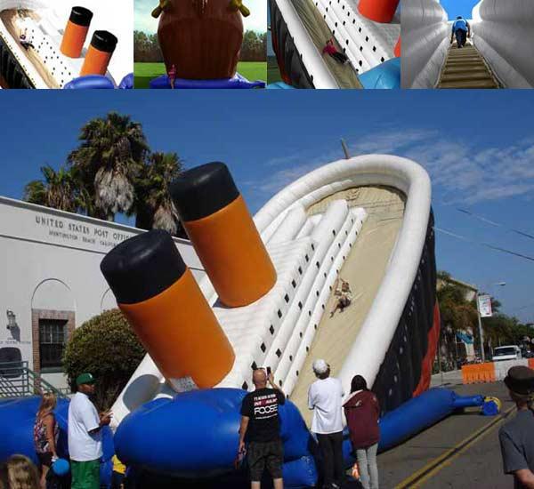 Titanic-Adventure-Slide