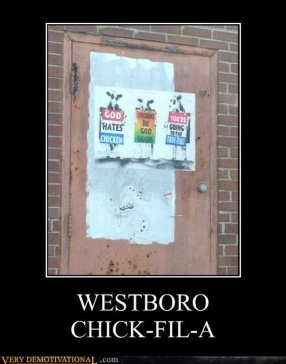 Westboro Chick-Fil-A