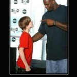 Even Shaq Makes Fun of Justin Beiber