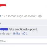 If Facebook Was Honest…