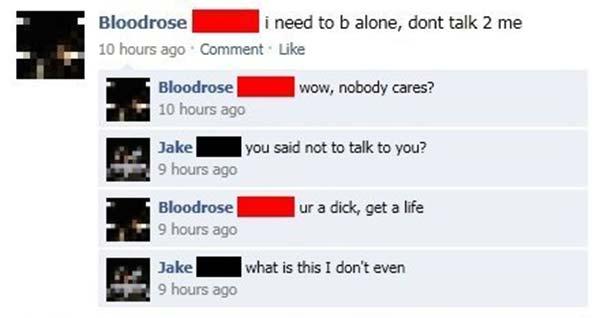 Facebook Emo