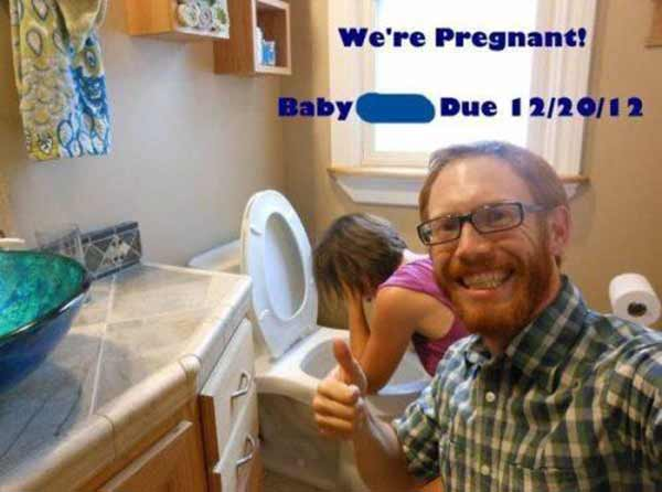 We're Pregnant! Baby ____ Due 12/20/2012