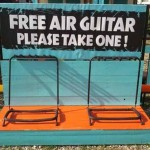 Looking for a Free Guitar?