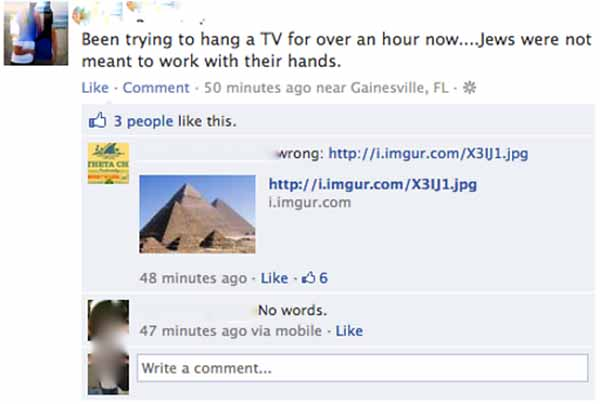 """""""Jews were not meant to work with their hands."""""""