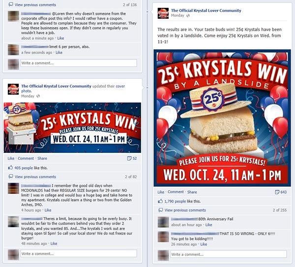 Krystal Announcement