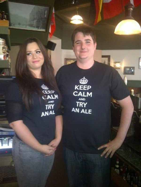 Keep Calm and Try Anal