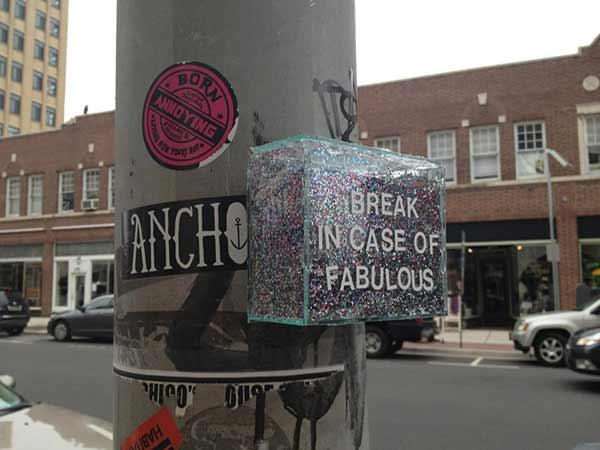 Glitter: Break in Case of Fabulous