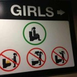 Girl's Restrooms: Now With Rules!