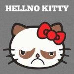 Japan vs. America: Hellno Kitty