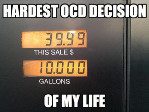 Hardest OCD Decision of My Life: $39.99, 10.000 Gallons