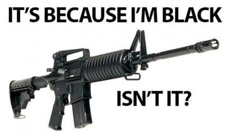 """Racist Gun Control: """"It's Because I'm Black, Isn't It?"""""""