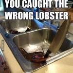 Revenge of the Lobster?