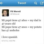 Spanish Can Be as Confusing as English…