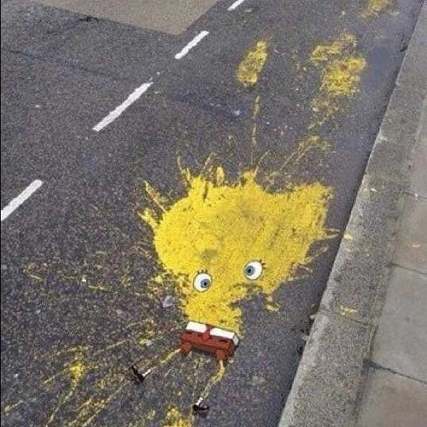 Spongebob: Hit & Run