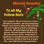 Facebook a Mental Hospital?