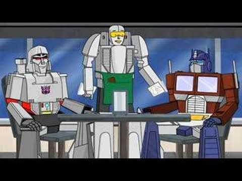 Those Damn Transformers