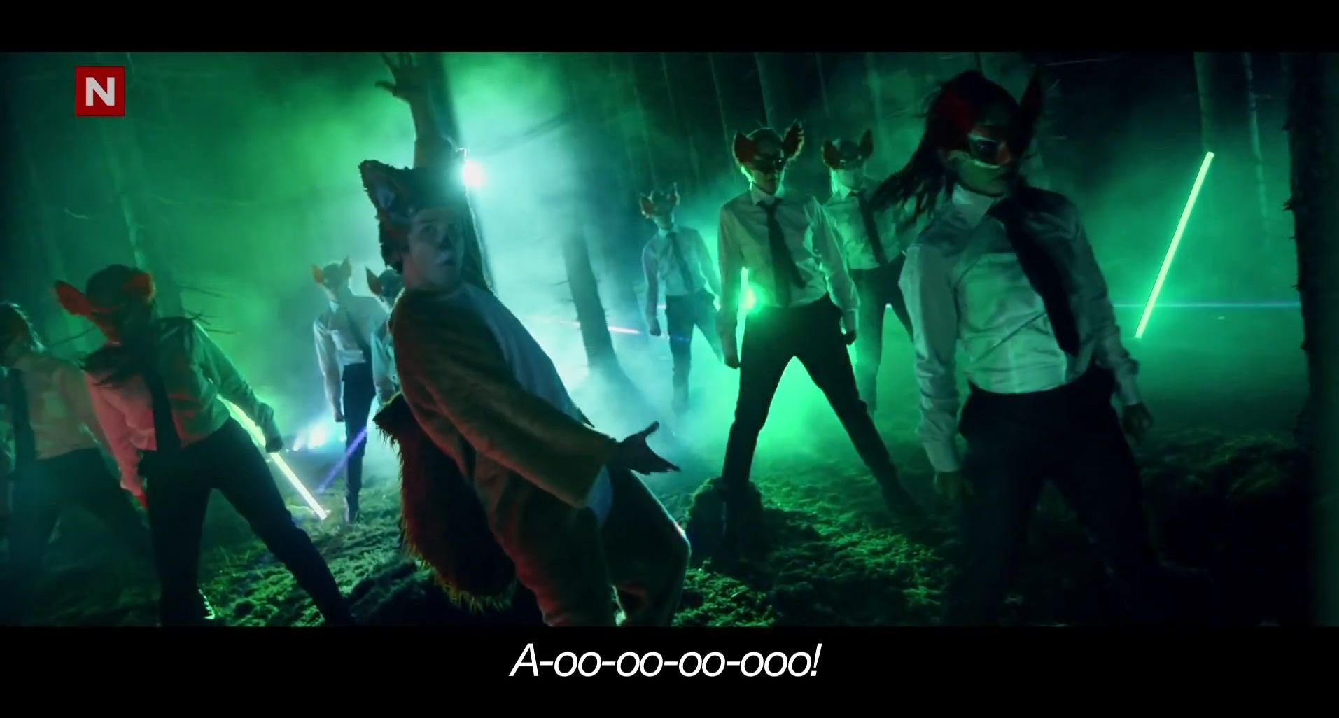 Viral Stupidity: What Does the Fox Say?