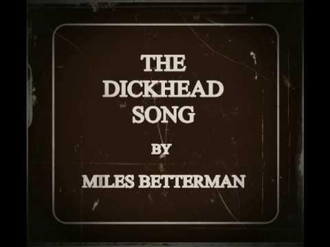 The D***head Song (Original REVENGE Song) [NSFW]