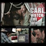 The Walking Dead: Carl Can't Follow Instructions