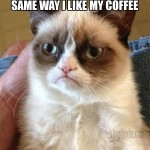 Grumpy Cat on People