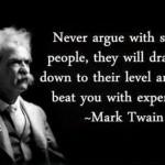 Mark Twain on Stupid People