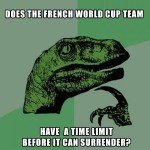 World Cup 2014: France vs. Germany