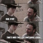 The Walking Dead: Why Bob Lost His Foot