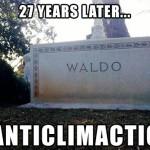 Throwback Thursday: Where's Waldo?