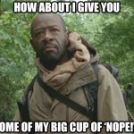 The Walking Dead's New Badass: Morgan