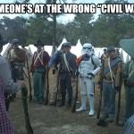 Wrong Civil War, Stormtrooper