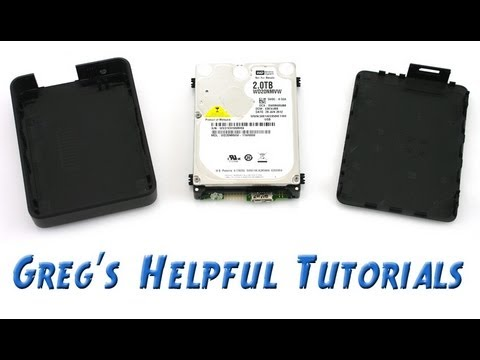 Need to Disassemble Your WD Passport Drive?
