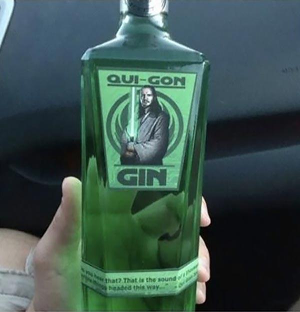 Star Wars Qui-Gon Gin