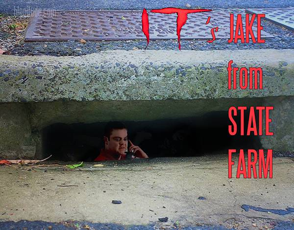 IT's Jakes from State Farm