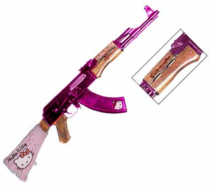one of these for my troopers, or the my little pony carbine?